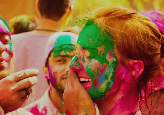 Holi Festival paquete