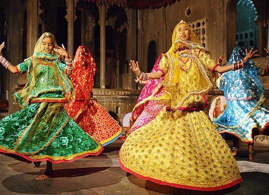 Ghoomar, Rajasthani Flok Dance