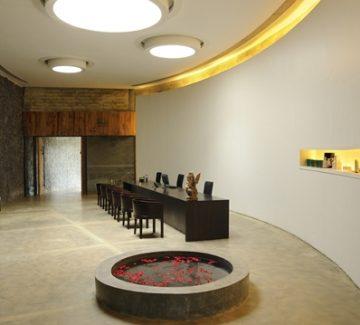 Hilton Shillim - Recepción del Spa