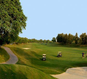 ITC Grand Bharat - Campo de Golf 2
