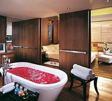 ITC Sonar Bangla - Baño, suite presidencial