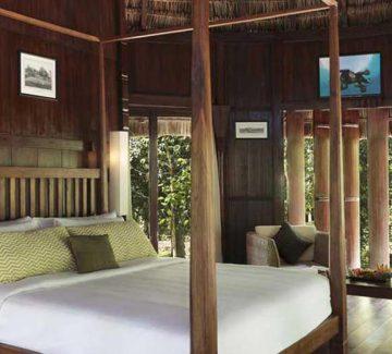 Interior de New Nicobari Villa