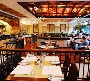 Kafe Fontana - Restó Mediterráneo