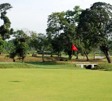 Kaziranga Golf Resort - Campo de golf 2