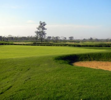 Kaziranga Golf Resort - Campo de golf 3