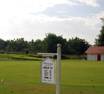 Kaziranga Golf Resort - Campo de golf
