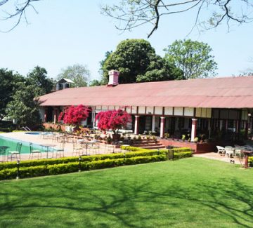 Kaziranga Golf Resort - Club House
