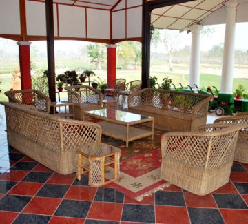 Kaziranga Golf Resort - Lobby