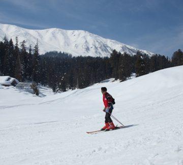 Khyber Himalayan Resort & Spa, Gulmarg