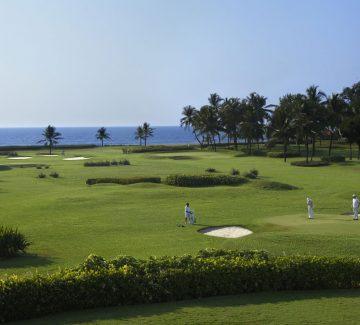 Leela Goa - Campo de Golf