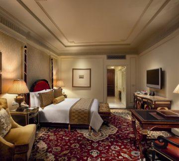 Leela Palace – New Delhi - Deluxe Room