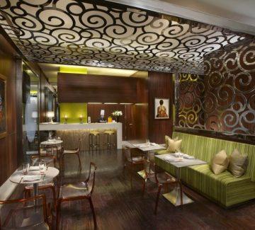 Leela Palace – New Delhi - Spa Cafe