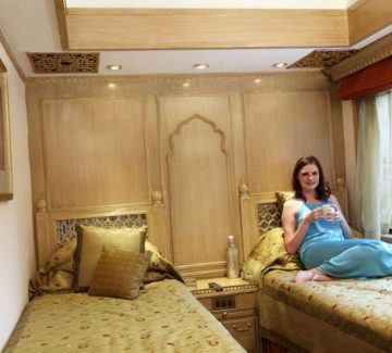 Maharajas Express - Suite Presidencial 2