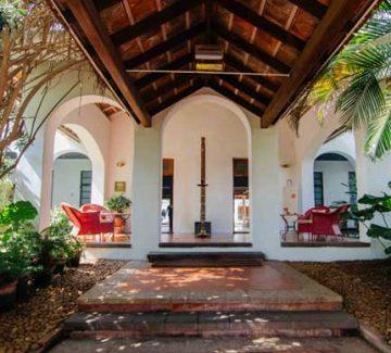 Malabar House - Vista frontal
