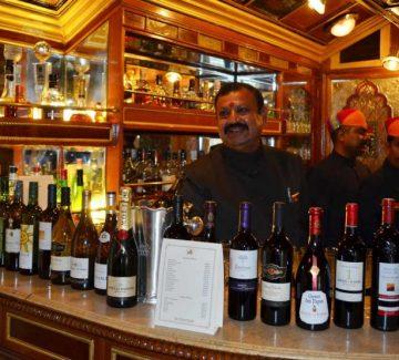 Palacio sobre Ruedas - Bar