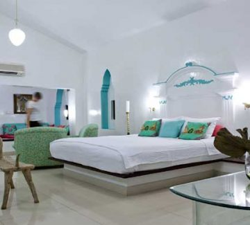 Purity Lake Vembanad - Habitación suite