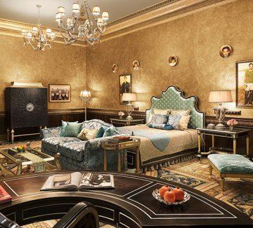 Royal Suite - Maharaja Sawai Man Singh Suite