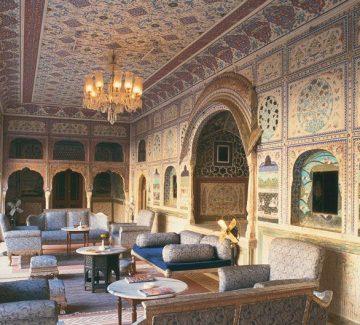 Samode Palace - Sultan Mahal