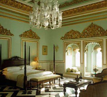 Taj Lake Palace Udaipur - Grand Royal Suite