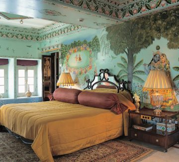 Taj Lake Palace Udaipur - Sajjan Niwas Suite