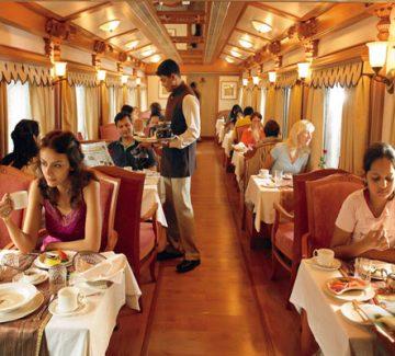 The Golden Chariot - Restaurante