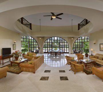 The Lalit, Goa - Interior de la villa de lujo