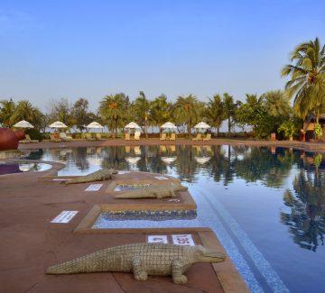 The Lalit, Goa - Piscina