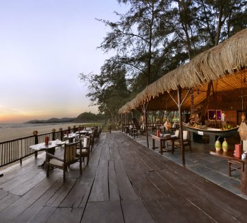 The Lalit, Goa - Restaurante