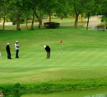 The Oberoi - Campo de golf