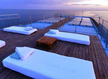 The Oberoi Motor Vessel Vrinda - Spa en el deck