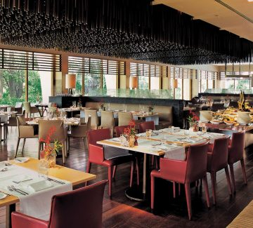 The Oberoi - Threesixty Restaurant