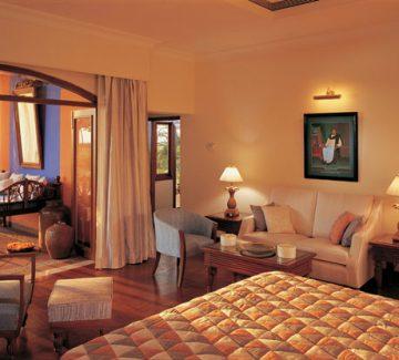 The Taj Exotica, Goa - Habitación presidencial
