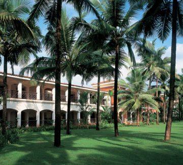 The Taj Exotica, Goa - Vista exterior