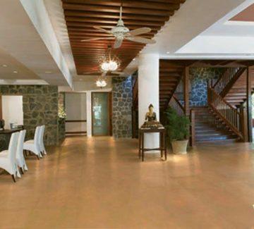 Vivanta by Taj - Green Cove, Kovalam - Lobby