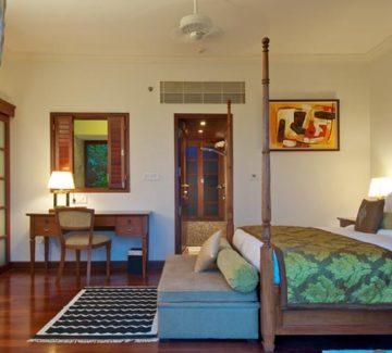 Vivanta by Taj - Green Cove, Kovalam - Suite Deluxe