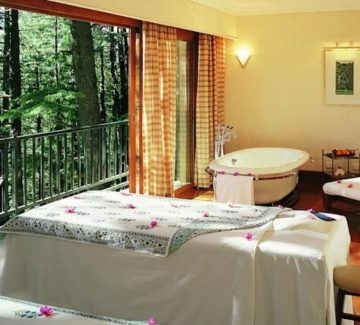 Wildflower Hall - Cuarto de Spa