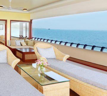 Carnoustie Resort- Casa flotante