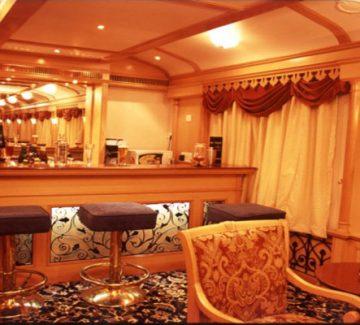 Deccan Odyssey - Bar