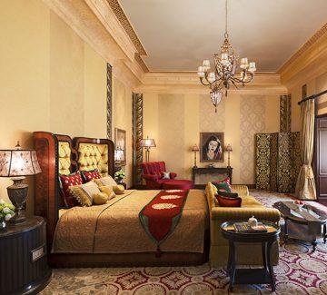 Grand Royal Suite - Rajmata Gayarti Devi Suite