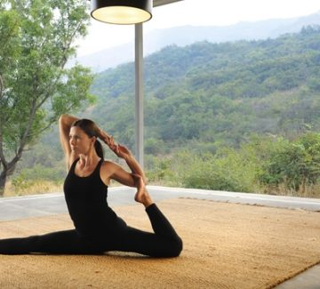 Hilton Shillim - Pabellón de Yoga