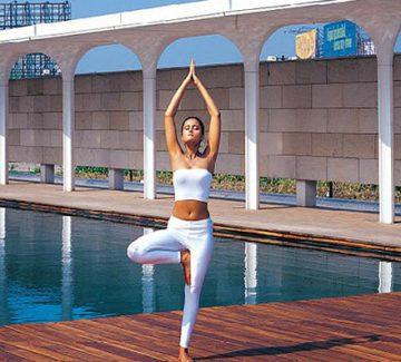 ITC Sonar Bangla - Yoga