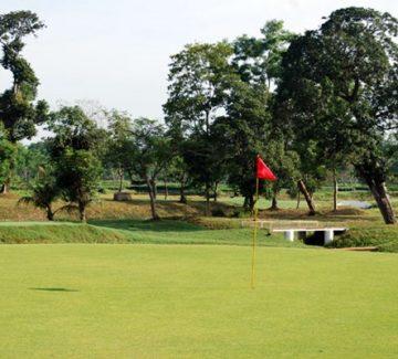 Kaziranga Golf Resort - Campo de golf 2
