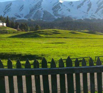 Khyber Himalayan Resort - Campo de golf