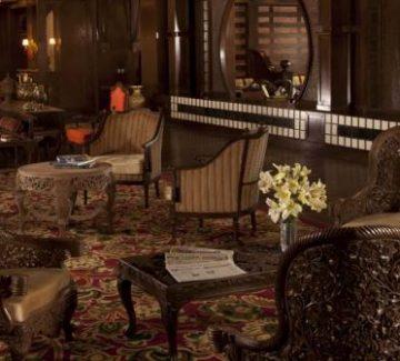 Khyber Himalayan Resort - Lounge