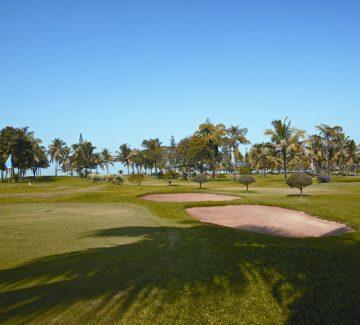 Leela Goa - Campo de golf 2