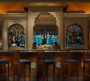 Leela Goa - Yali Lounge Bar