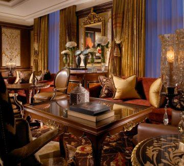 Leela Palace – New Delhi - Club Lounge