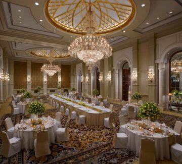 Leela Palace – New Delhi - Grand Ballroom