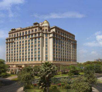 Leela Palace – New Delhi - Vista exterior