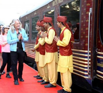 Maharajas Express - Bienvenida